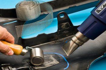ремонт бамперов в новосибирске